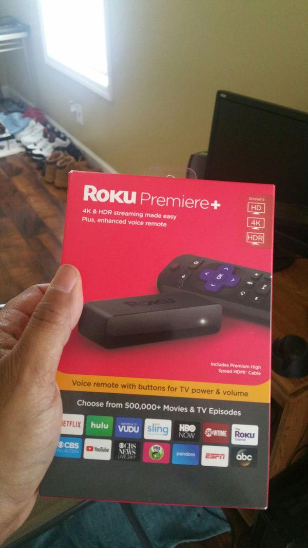 Roku brand new