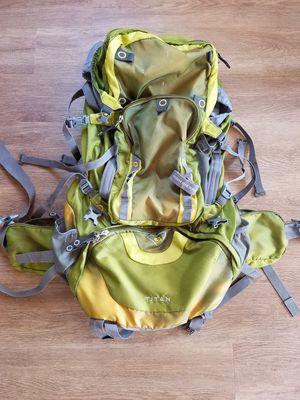 High Sierra Titan Hiking Backpack for Sale in St. Petersburg, FL