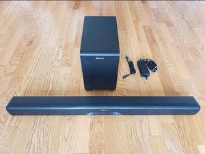 Soundbar Subwoofer Klipsch RSB 11 for Sale in Brooklyn, NY