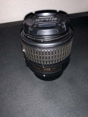 Nikon 18-55mm starter kit lens for Sale in Riverside, CA