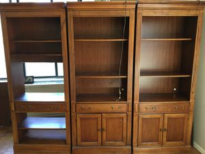 Bernhardt Antique Wood Furniture Cabinets for Sale in New York, NY