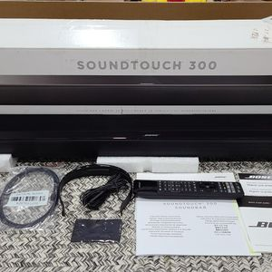 BOSE SoundTouch 300 Soundbar for Sale in San Diego, CA