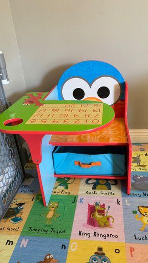 Sesame Street kids desk for Sale in San Dimas, CA