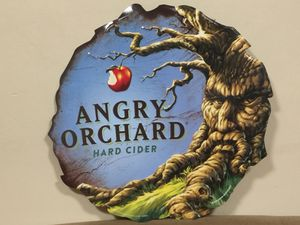 Angry Orchard Wall Decor for Sale in San Francisco, CA