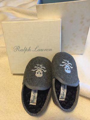 Ralph Lauren Baby pirate loafers for Sale in Arlington, VA