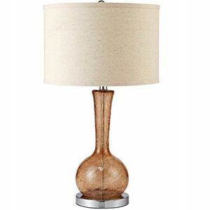 Major-Q 7031208am 27'' Classic Antique Vase Glass Table Lamp for Sale in Las Vegas, NV