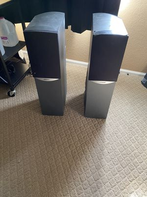 Bose 501 stand up speakers for Sale in Santee, CA