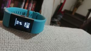 Aqua and black FitBit like new for Sale in Columbus, OH