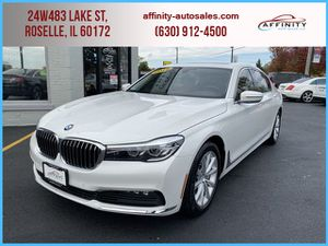 2018 BMW 7 Series for Sale in Roselle, IL