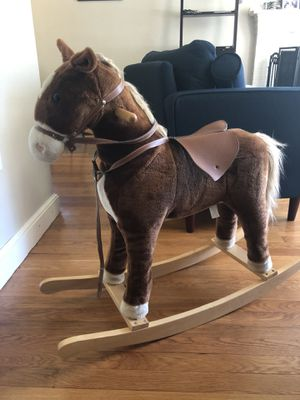 Toy horse for Sale in Canton, MA