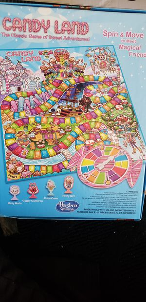 Candy Land board game for Sale in Verdi, NV
