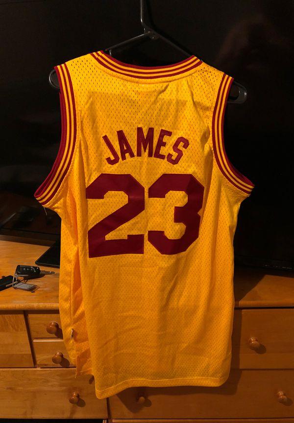 LeBron James Swingman Jersey