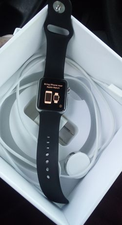Apple Watch series 1with charger and I Deliver to you! with is box for Sale in Los Angeles,  CA