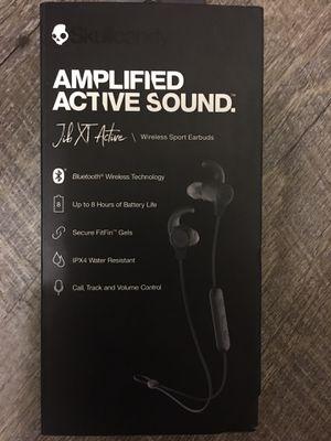 Skullcandy Jib Active Wireless Earbuds - New for Sale for sale  Marietta, GA