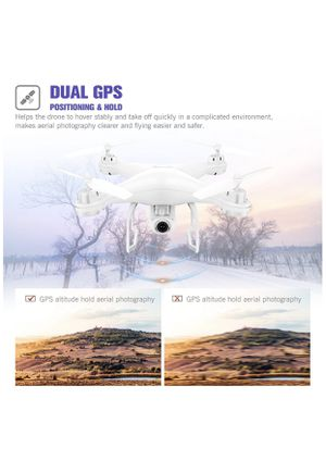 Potensic T25 GPS FPV RC Drone with Camera Live Video and GPS Return Home Quadcopter with Adjustable Wide-Angle 1080P HD WiFi Camera- Follow Me, Altit for Sale for sale  Queens, NY