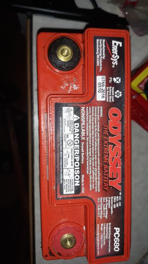 odyssey the extreme battery for Sale in Springfield, OR