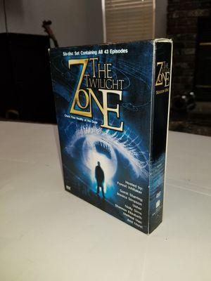 The Twilight Zone (2002) (DVD, 2004, 6-Disc Set) Season One 1 (43 EPISODES) for Sale in Fresno, CA