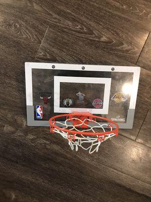 Door basketball hoop indoor for Sale in Lincoln, NE