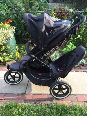 Phil and Teds Double Stroller for Sale in Chicago, IL