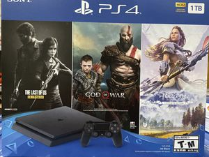 PS4 BUNDLE 3 GAMES BRAND NEW for Sale in Cooper City, FL