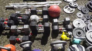 Weights kettlebell bars for Sale in Salt Lake City, UT
