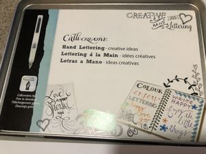 Calligraphy handwriting kit. for Sale in Sanger, CA