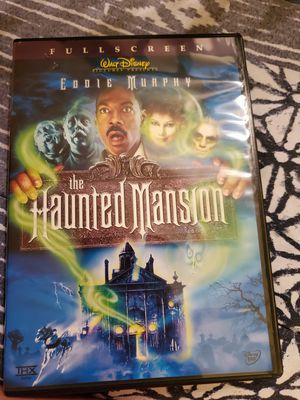 Disney The Haunted Mansion DVD for Sale in Lakeland, FL