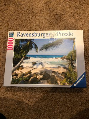 Ravensburger Seaside puzzle for Sale in Bothell, WA