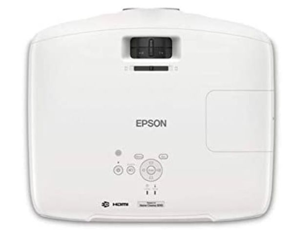 Epson PowerLite Home Theater Projector with Integrated Speakers