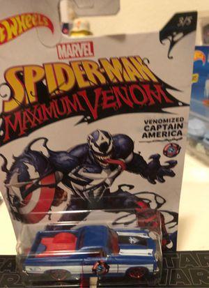 Spiderman El Camino for Sale in Fresno, CA