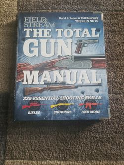 THE TOTAL GUN MANUAL for Sale in Henderson,  NV
