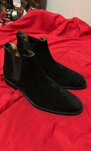 Aldo mens dress boots sz 8 for Sale in Garland, TX