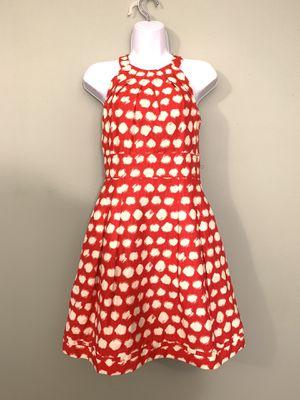Eliza J red white polka dot dress size 2 for Sale in Franklin, TN