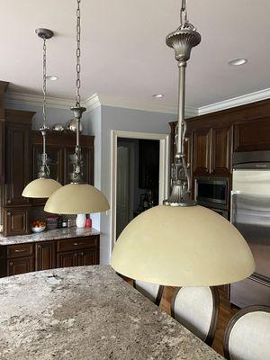Pendant Light Fixture for Sale in Hampton Township, PA