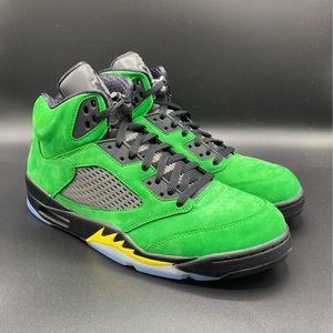 Nike Air Jordan 5 Retro SE Oregon Size 12 for Sale in Mount Laurel Township, NJ