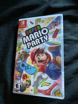 Super Mario party for Sale in Ontario, CA