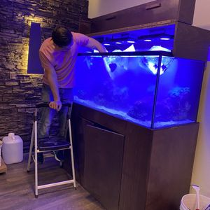 150 Gallon Tank And Stand Only for Sale in Yorba Linda, CA