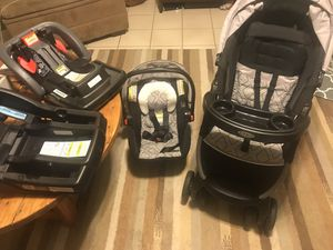 Graco Travel System in color Asher for Sale in Ocala, FL