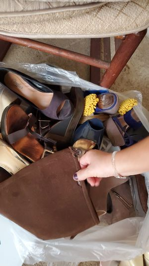 Size 8 to 8.5 lot of shoes free for Sale in Tarpon Springs, FL