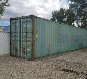 40' Used WWT Containers for Sale in Dothan, AL