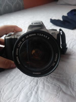 Canon Camera Rebel 2000. Used Great Condition. Film not included. for Sale in Long Beach, CA