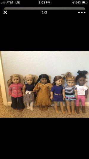 American girl dolls for Sale in Lehi, UT