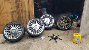 20 inch wheels for sale for Sale in Baltimore, MD