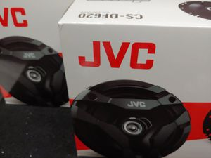 Car speakers: ( 2 PAIRS ) JVC 6.5 inch 2 way 300 watts car speakers Brand new for Sale in Huntington Park, CA