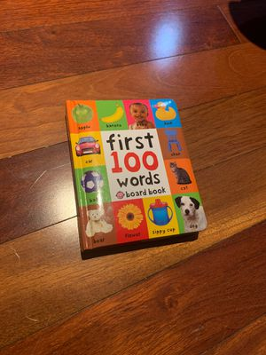 First 100 Words Books for Sale in Coral Gables, FL
