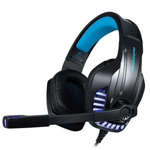 Gaming Headset for PS4, PS4 Pro, Switch, Xbox One(Adapter Not Included), PC, Tablet, Phones, All-Cover Over Ear Headphones Deep Bass Surround Sound wi for Sale in Grand Prairie, TX