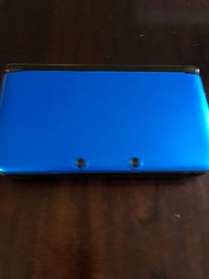 Blue Nintendo 3ds XL for Sale in Tualatin, OR
