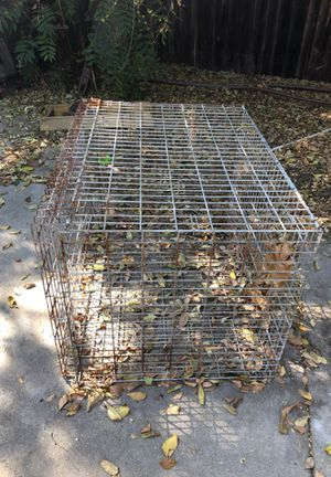 Large folding dog or cat kennel for Sale in Arcadia, CA
