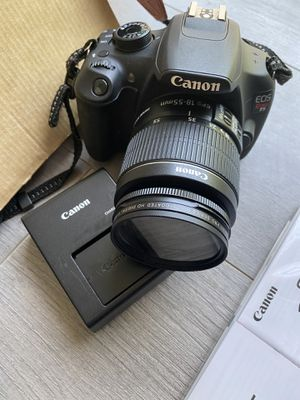Canon Rebel T5 Camera for Sale in Norwalk, CA