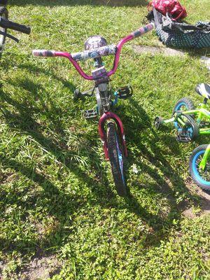 Monster high bike for Sale in Lakeland, FL